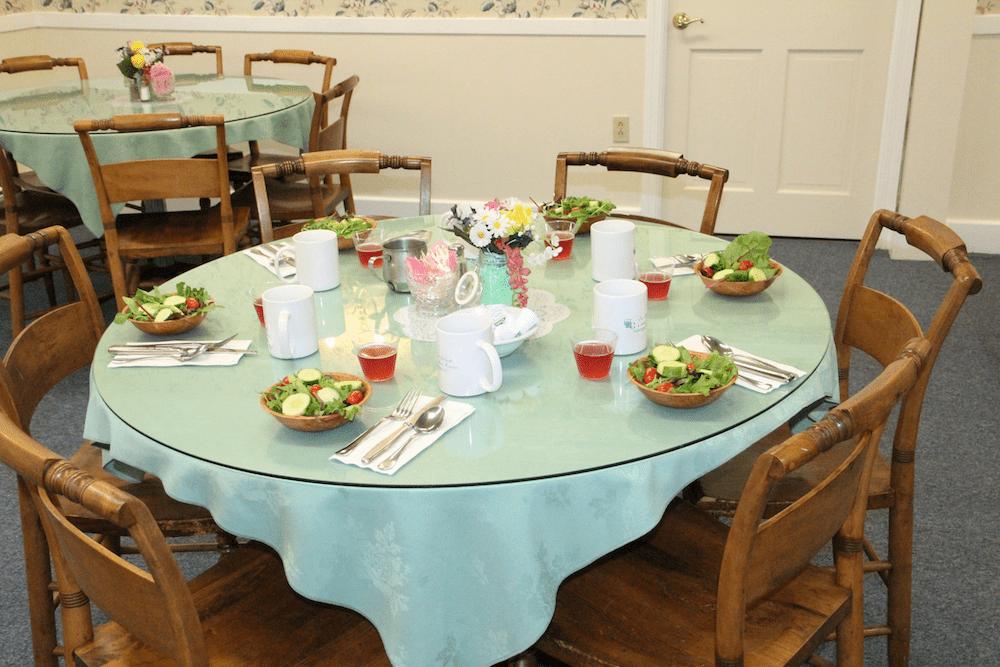 volunteer appreciation dinner and awards night
