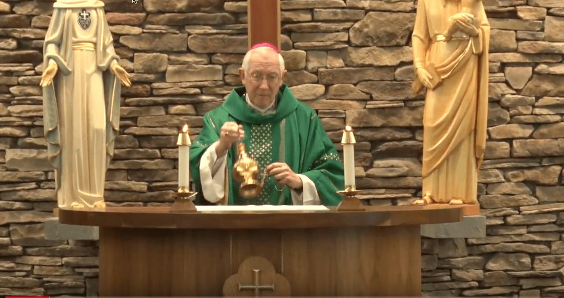 Archbishop Blair at 60th Anniversary Liturgy