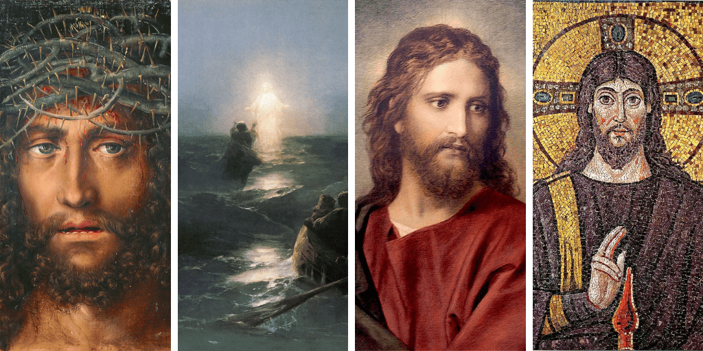 Gospel Portraits of Jesus