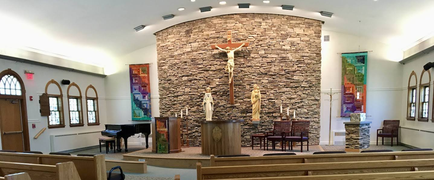 retreat center chapel