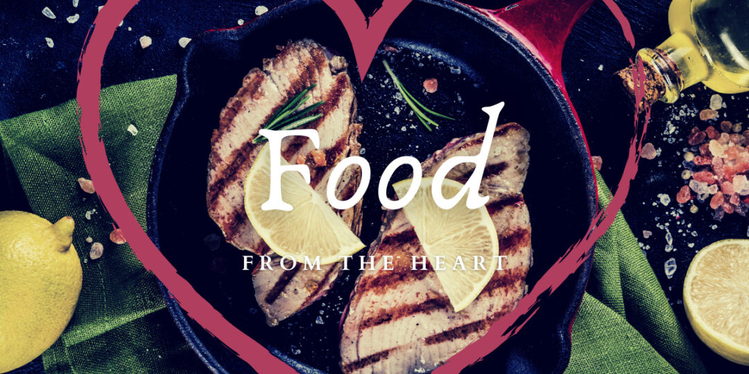 food from the heart tuna